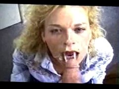 Audition #66 Blonde Curly Haired 27 y.o. perfect Fuckface