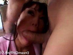 Avenna Lee - Hot Asian Babe Nailed By a Big Cock