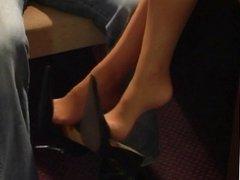 nylon feet relax 1