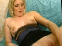 French MILF hard anal fucked and fisted
