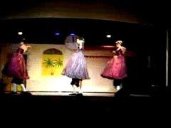 A scene show - Under Dress