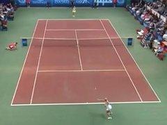 Caroline Wozniacki et Dominika Cibulkova