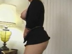 Phat booty wife shared with hubby's friends