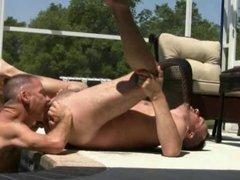 Chris Michaels and Ryan Richards