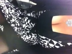 Milf Masturbating in the office