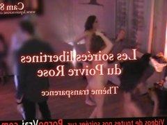 Camera espion en soiree privee ! French spycam294