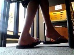 Candid feet #85