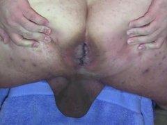 Rear view: Fat Man's Hole