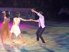Alizee & Candice Pascal danse