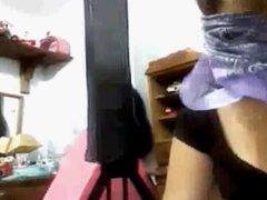 Karen Nerak stripping on cam