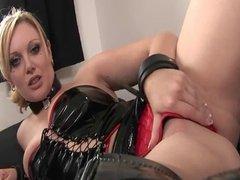 Mistress Latex JOI