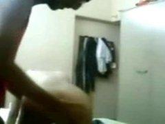 Indian College Boy Punishing Her Gf