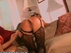 Spanking On The Couch