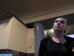 HornyAgent HD I'll make you famous if you suck and fuck me