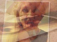 Ellie Goulding tongue tribute