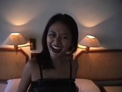 Thai hooker giving total services to western tourist