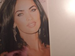 Megan Fox Cum Tribute
