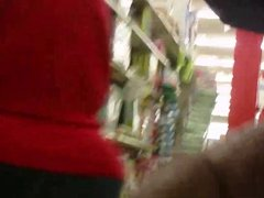 Dick out in public store 1