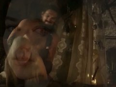 Emilia Clarke jerk off challenge