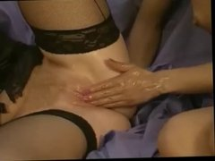 Exotic girl double vaginaal and fisted