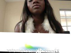 4K HD - Exotic4K Ana Foxxx gets a creampie