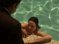 Jessica Marais nude amazing Pool Ass