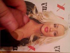 Christina Aguilera tribute