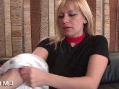 Casting Milf cougar sodomisee et fistee dans LaMaisonduSexe