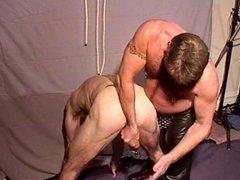 Crushing bodybuilder's balls in my vise.