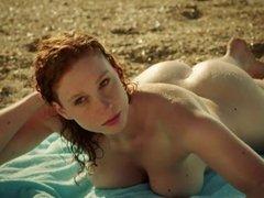 Celeb Redhead naked