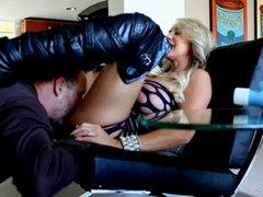 big tits mommy get cum