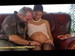 grandpa in love with pregnant teen