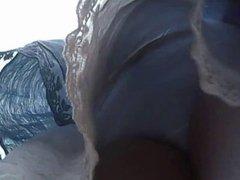 extrem frontal upskirt panties and bra