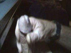 Thick dick unloads