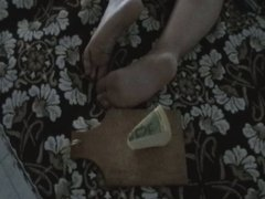 Fetish Cheese on Feet - Cacio sui Piedi di Cacio