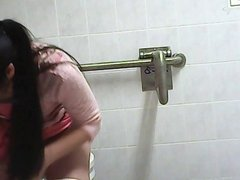 restroom spy