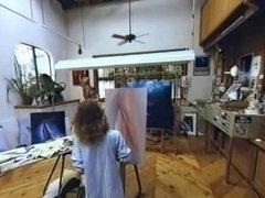 Art Studio Orgy