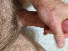 Small Cock Cums Fast