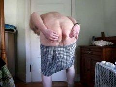 old man stripping III