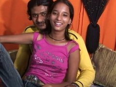 Gorgeus Tina And Raju In A Hot Indian Sex Video
