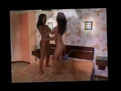 Brazilian Threesome FFM