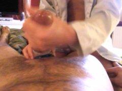 Danish dik massage.