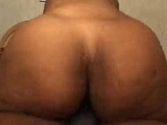 Hunter Ebony.. fucks a hot Big boobs Blonde Ebony