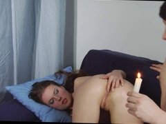 candle in the ass