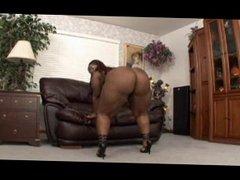 Big Ass Black BBW