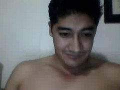Straight guys feet on webcam #325