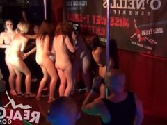 Fully Nude Wet T Shirt Contest Naked Grinding girl on girl