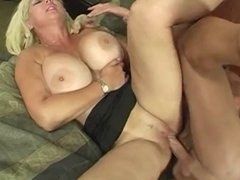 Wild Mature Lady With Big Boobs - abyssheart