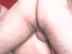 I fuck my wife's bbw girlfriend while she filming me