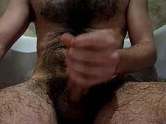 Jerk off and big load